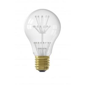 Calex - Pearl LED lamp E27 136lm 220-240V 1.5W 2100K - E27 LED - CA0196-CB