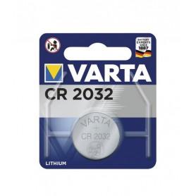 Varta - Varta Battery CR2032 3V Lithium 230mAh - Button cells - BS167-CB