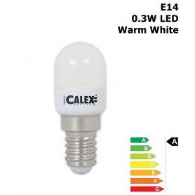Calex - Calex LED lamp 240V 0.3W E14 2700K Warm White - E14 LED - CA038-CB