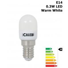 Calex - Calex LED lamp 240V 0.3W E14 2700K Warm White - E14 LED - CA038-CB