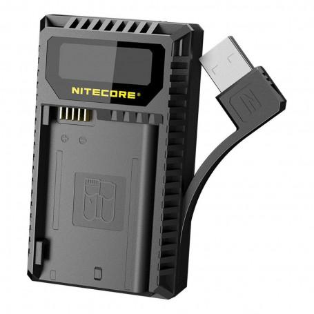 NITECORE - Nitecore UNK2 USB charger for Nikon EN-EL15 / EN-EL15 (a / b) - Battery chargers - NK469