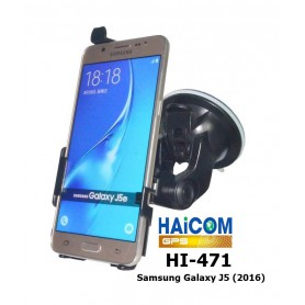 Haicom - Haicom phone holder for Samsung Galaxy J5 (2016) HI-471 - Car fan phone holder - FI-471-CB