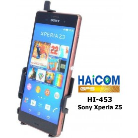 Haicom, Haicom phone holder for Sony Xperia Z5 HI-453, Bicycle phone holder, FI-453-CB