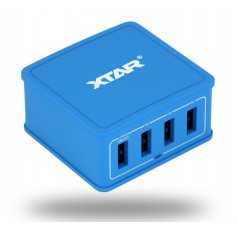 Xtar network charger 4U 4x USB 5.4A 27W