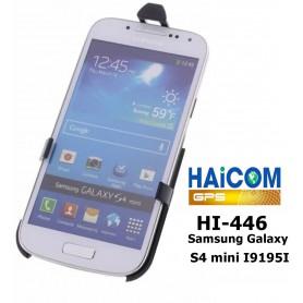 Haicom - Haicom phone holder for Samsung Galaxy S 4 mini I9195I HI-446 - Bicycle phone holder - FI-446-CB