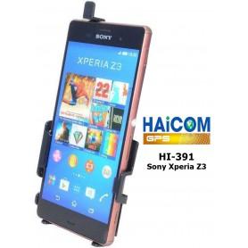 Haicom - Haicom phone holder for Sony Xperia Z3 HI-391 - Bicycle phone holder - FI-391-CB