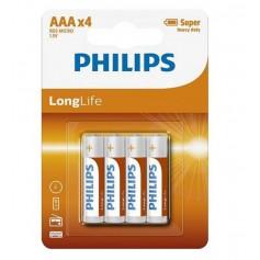 AAA R3 Philips LongLife Zinc Alkaline