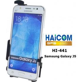 Haicom, Haicom phone holder for Samsung Galaxy J5 HI-441, Bicycle phone holder, FI-441-CB