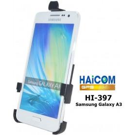 Haicom - Haicom phone holder for Samsung Galaxy A3 HI-397 - Bicycle phone holder - FI-397-CB