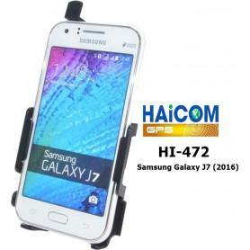Haicom - Haicom phone holder for Samsung Galaxy J7 (2016) HI-472 - Bicycle phone holder - FI-472-CB