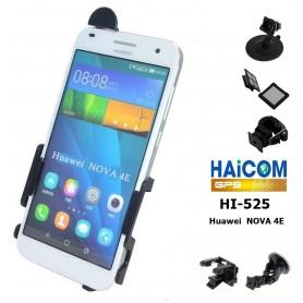 Haicom - Haicom phone holder for Huawei NOVA 4E HI-525 - Bicycle phone holder - FI-525-CB