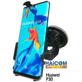 Haicom - Haicom phone holder for Huawei P30 HI-526 - Bicycle phone holder - FI-526-CB