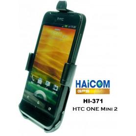 Haicom - Haicom phone holder for HTC ONE Mini 2 5C HI-371 - Bicycle phone holder - FI-371-CB