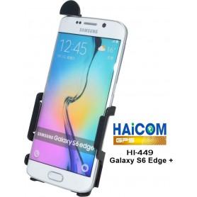 Haicom - Haicom phone holder for Samsung Galaxy S6 Edge Plus HI-449 - Bicycle phone holder - FI-449-CB