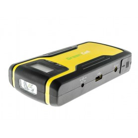 Green Cell - Multi-Functional Car Jump Starter and Portable Power Bank 11100mAh - Powerbanks - GC086