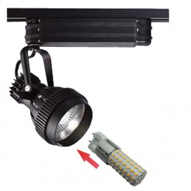 NedRo, LED G12 Warm White Corn Light 20W 2400Lm, G12 LED, AL1089