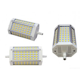 NedRo - R7S 118mm 30W 64x SMD 5730 LED Lamp Warm white - Dimmable - Tube lamps - AL1090-WWD