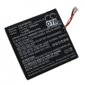 OTB - Battery for Nintendo Switch (Ersetzt HAC-003) 3600mAh 3.7V Li-Polymer - Nintendo Switch - ON6300