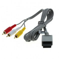 unbranded, Video cable compatible with Nintendo Wii / Wii U / Wii Mini, Nintendo Wii, ON6301