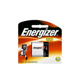 Energizer - Energizer CR-P2P/223 6V Lithium Battery - Other formats - BS462