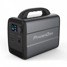PowerOak - PowerOak PS7 1.000Wh solar AC/DC generator - Energy storage - PON-PS7