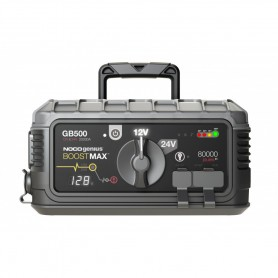 Noco Genius, Noco Genius Boost Max GB500 jumpstarter 12V/24V - 20000A, Battery chargers, GB500