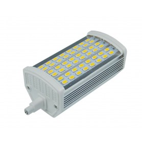 Oem - R7S 118mm 15W 48x SMD 5730 LED Lamp Warm white - Dimmable - Tube lamps - AL1095-WWD