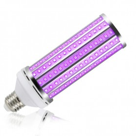 NedRo, Smart E27 30W UV LED 110-240V 395nm with ON / OFF switch and remote control, E27 LED, AL1096