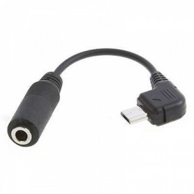 NedRo, Micro USB Male to Audio 3.5mm Female cable adapter, Audio adapters, AL189