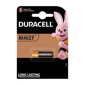 Duracell - Duracell A27 27A, MN27 12V battery - Other formats - NK435-CB