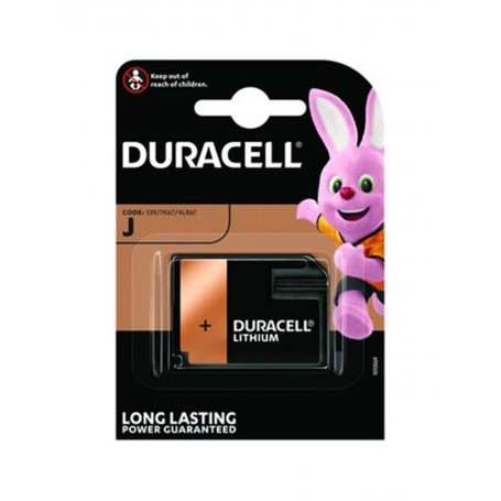 Duracell - Duracell 539 4LR61 J 1412AP 4018 4AM6 4LR61 7K67 KJ - Other formats - BL079