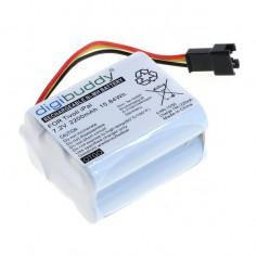 OTB - Battery compatible with Tivoli PAL / iPAL / Pal+ / Pal BT / TEAC R1 / R-1 / R2 / R-2 / R5 / R-5 7.2V 2200mAh NiMH - Ele...