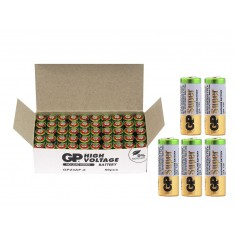 GP - 50x-Pack GP Super A23 23A 23GA A23 K23A LR23A MN21 - Other formats - BL341