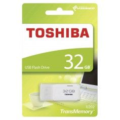 Toshiba - 32GB Toshiba U202 USB 2.0 Pendrive Memory Stick Flash Disk Drive - SD and USB Memory - BL344