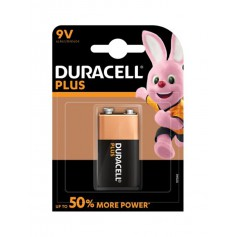 Duracell - 9V Duracell PLUS - Other formats - NK477