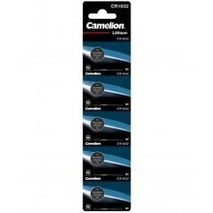 Camelion, Camelion CR1632 125mAh 3V Lithium battery, Button cells, BS230-CB