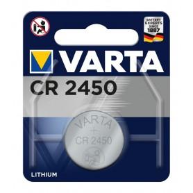 Varta - Varta Battery CR2450 3V 560mAh - Button cells - BS169-CB