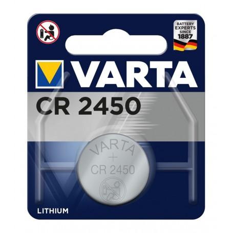 Varta, Varta Battery CR2450 3V 560mAh, Button cells, BS169-CB