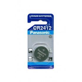 Panasonic - Panasonic Lithium CR2412 100mAh 3V - Button cells - BS464