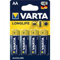 Varta Longlife  Alkaline AA/LR6 1.5V