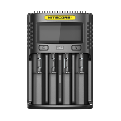 Nitecore UMS4 USB battery charger