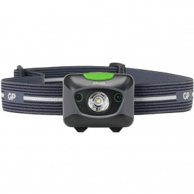 GP - GP XPLOR PHR15 Rechargeable front-end Headlamp with distance sensor - Flashlights - BL356
