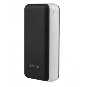 Green Cell - 30.000mAh 3A Green Cell Qualcomm Quick Charge 3.0 PowerBank - Powerbanks - GC091