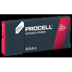 PROCELL Intense Alkaline AAA LR03 (Duracell Industrial) 1.5V 1465mAh
