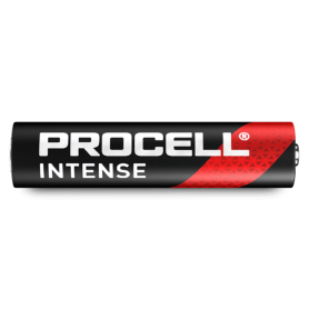 Duracell - PROCELL Intense Alkaline AAA LR03 (Duracell Industrial) 1.5V 1465mAh - Size AAA - BS471