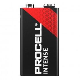 Duracell, 10x PROCELL Intense Power 9V (Duracell Industrial) Alkaline E-Block / 6LP3146, Other formats, BS472