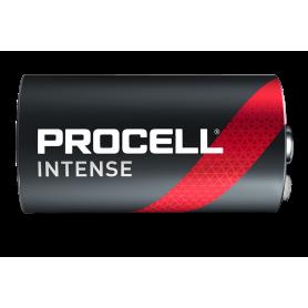Duracell, 10x PROCELL INTENSE POWER (Duracell Industrial) LR20 D Alkaline battery, Size C D 4.5V XL, BS469