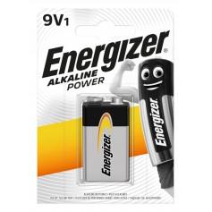 Energizer Alkaline Power 6LR61 9V
