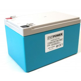 Enerpower - Enerpower 12V 10Ah - LiFePo4 (replacement of lead battery) - LiFePO4 battery - NK496