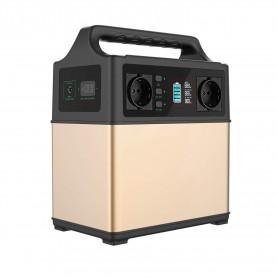 PowerOak - PS5B PowerOak 400Wh portable energy storage system - Energy storage - PS5